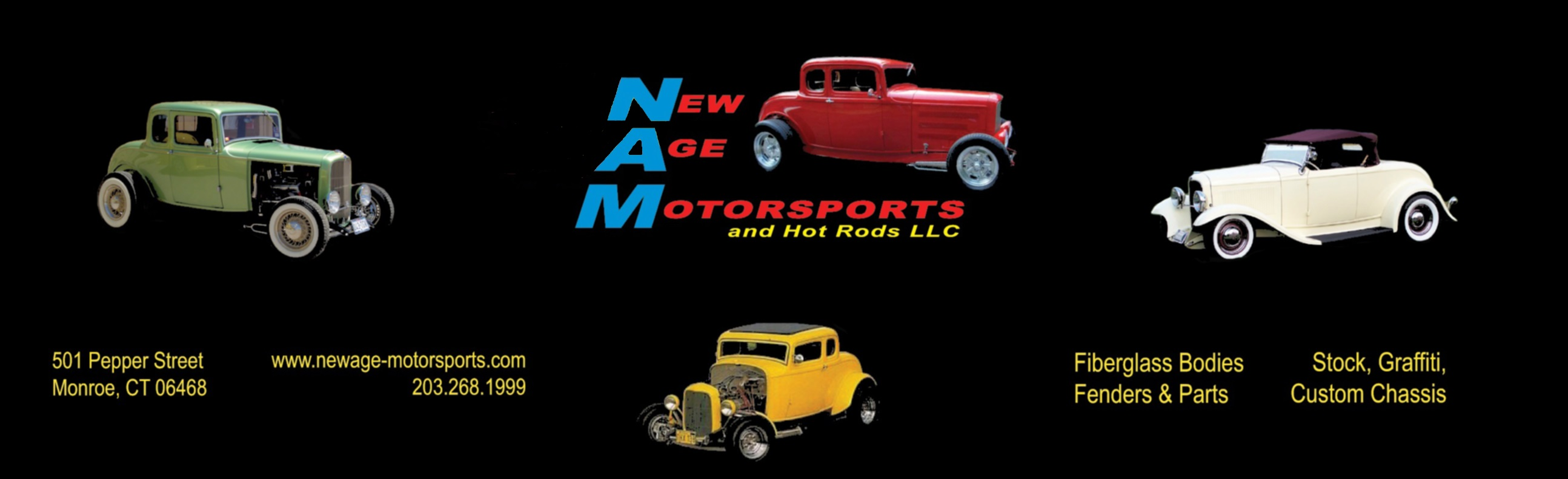 New Age Motorsports & Hot Rods